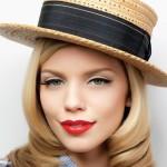 макияж в стиле ретро - 40-50 года